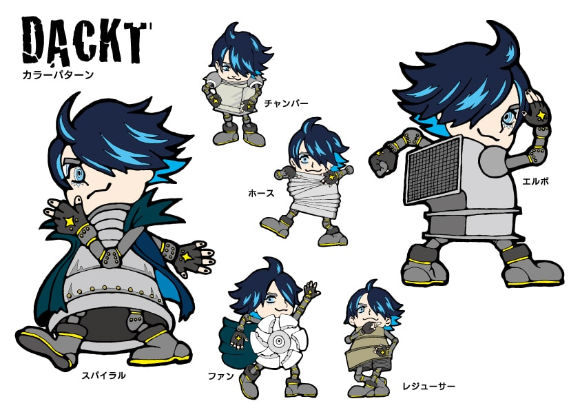 DACKT
